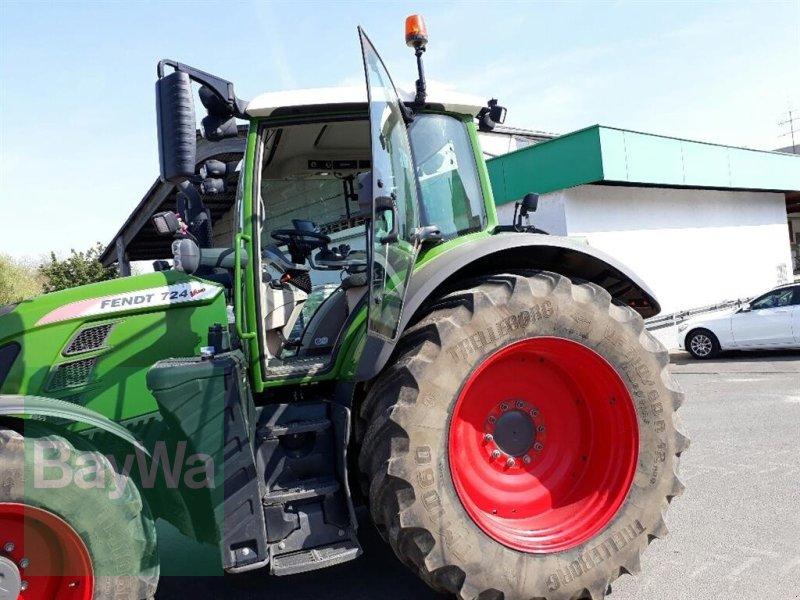 Traktor des Typs Fendt 724 Profi Plus, Gebrauchtmaschine in Nürtingen (Bild 2)