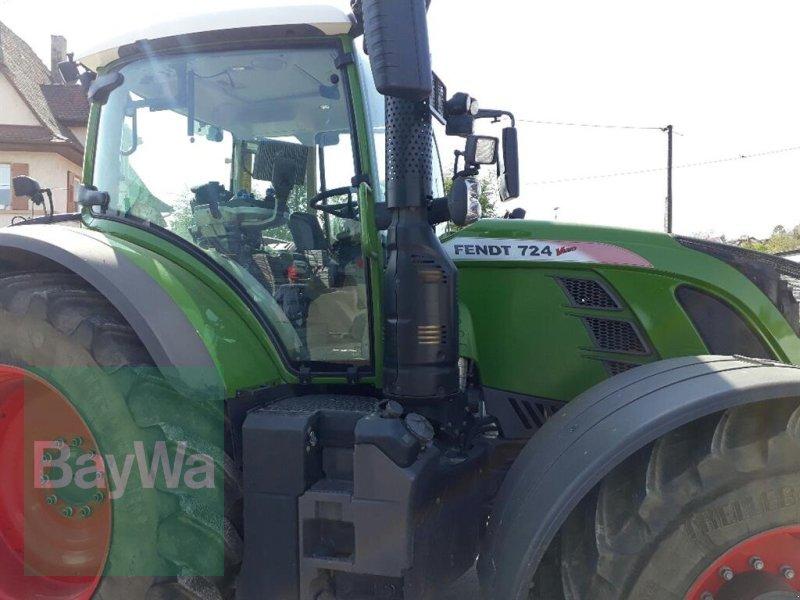 Traktor des Typs Fendt 724 Profi Plus, Gebrauchtmaschine in Nürtingen (Bild 5)