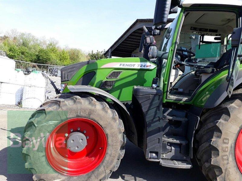 Traktor des Typs Fendt 724 Profi Plus, Gebrauchtmaschine in Nürtingen (Bild 7)