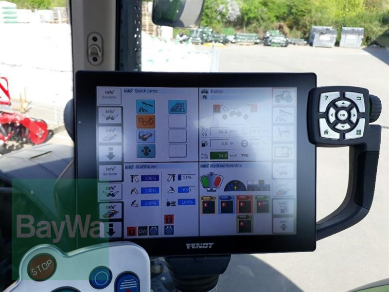 Traktor des Typs Fendt 724 Profi Plus, Gebrauchtmaschine in Nürtingen (Bild 10)