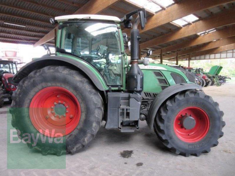 Traktor des Typs Fendt 724 PROFI PLUS, Gebrauchtmaschine in Erbach (Bild 3)