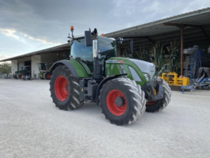Traktor a típus Fendt 724 Profi Plus, Gebrauchtmaschine ekkor: BAGES (Kép 1)