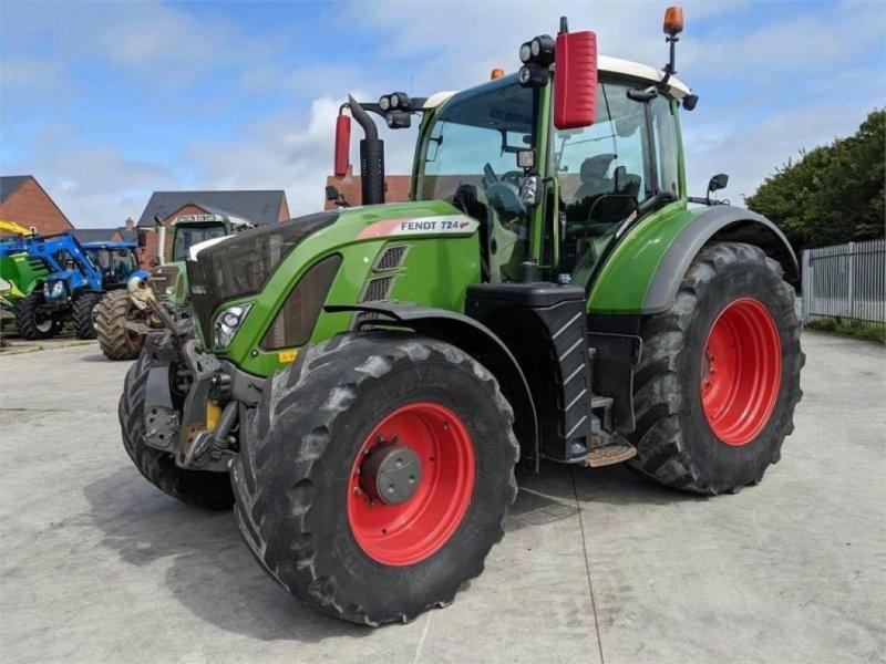 Traktor типа Fendt 724 profi plus, Gebrauchtmaschine в  (Фотография 1)
