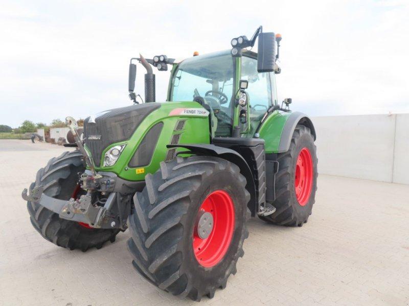 Traktor типа Fendt 724 profi plus, Gebrauchtmaschine в Hapert (Фотография 1)