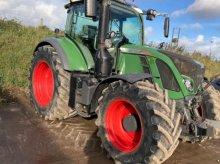 Traktor des Typs Fendt 724 Profi Plus, Gebrauchtmaschine in Titz (Bild 1)