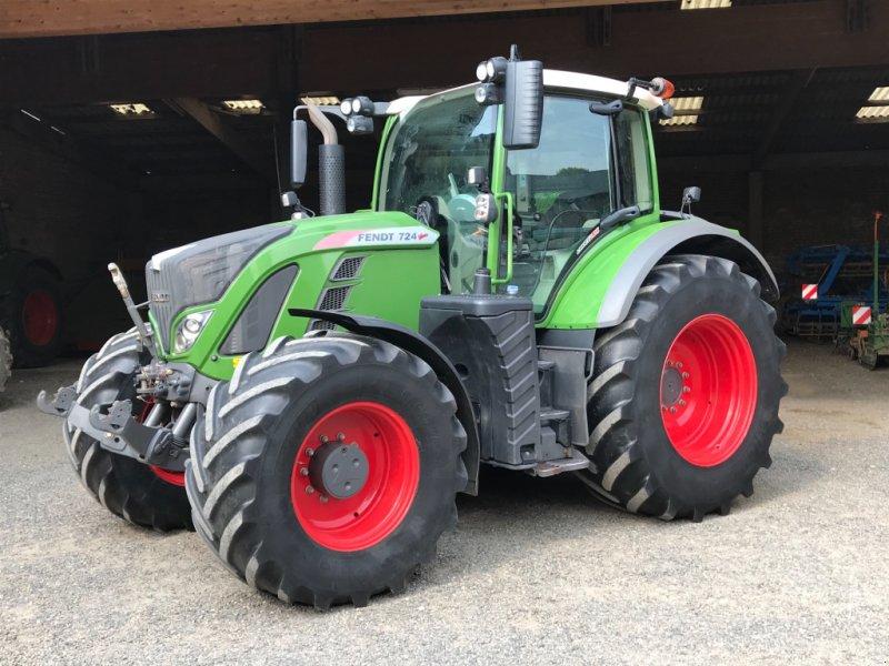 Traktor типа Fendt 724 Profi Plus, Gebrauchtmaschine в Titz (Фотография 1)