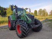 Traktor tip Fendt 724 PROFI PLUS, Gebrauchtmaschine in Muespach