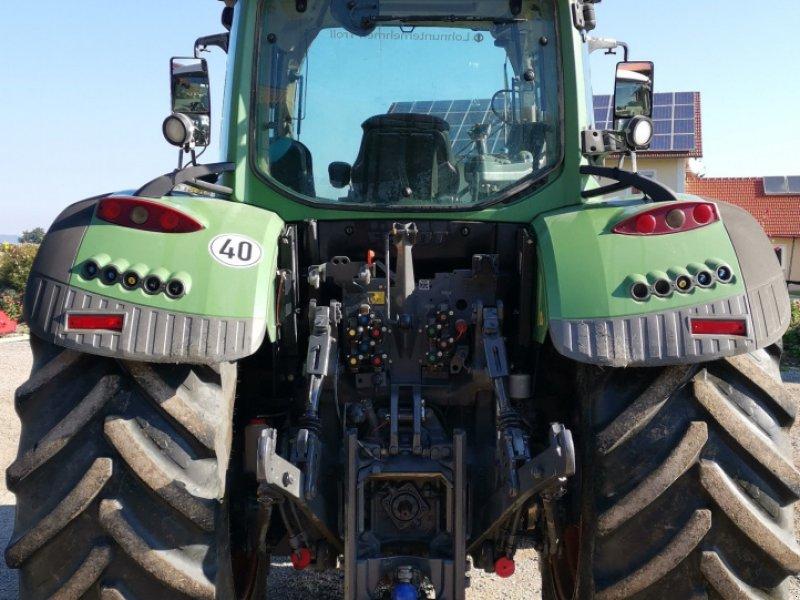 Traktor des Typs Fendt 724 Profi Plus, Gebrauchtmaschine in Tiefbrunn (Bild 2)