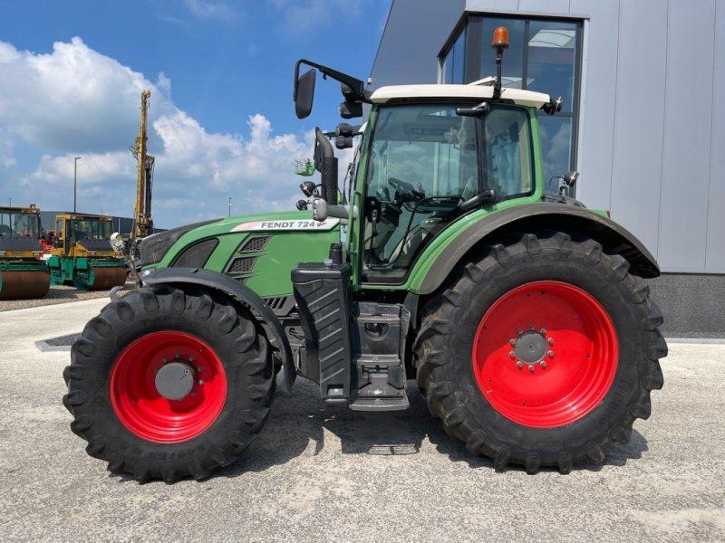 Traktor tipa Fendt 724 Profi, Gebrauchtmaschine u Holten (Slika 1)