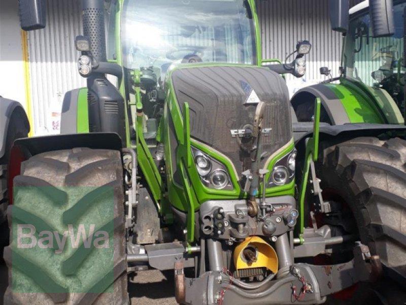 Traktor des Typs Fendt 724 Profi, Gebrauchtmaschine in Heilbronn (Bild 1)