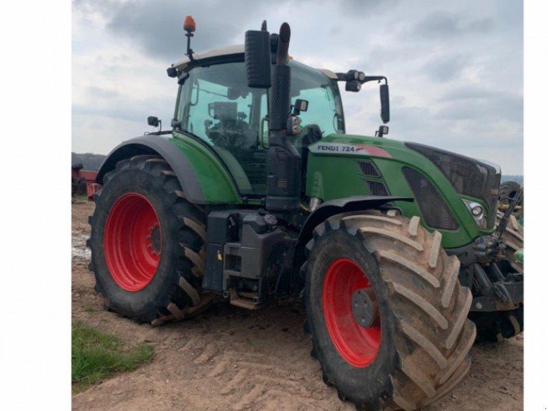 Traktor a típus Fendt 724 S 4 Profi Plus, Gebrauchtmaschine ekkor: Titz (Kép 1)