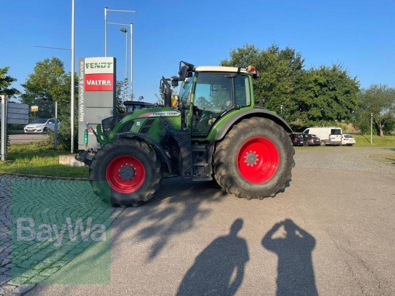 Traktor des Typs Fendt 724 S4 Power, Gebrauchtmaschine in Langenau (Bild 1)