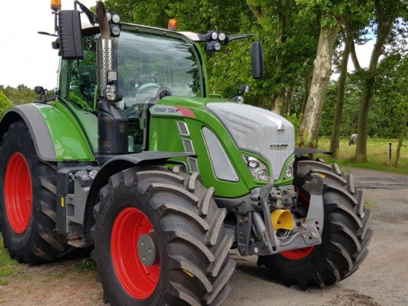 Traktor типа Fendt 724 S4 Profi Plus 722 718 720, Gebrauchtmaschine в Bergen op Zoom (Фотография 1)