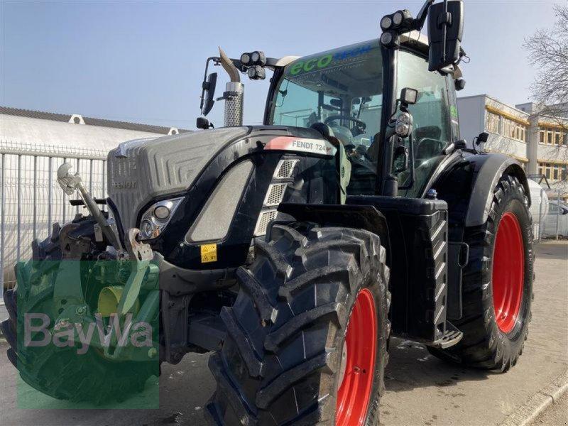 Traktor des Typs Fendt 724 S4 PROFI PLUS, Gebrauchtmaschine in Weinstadt (Bild 1)