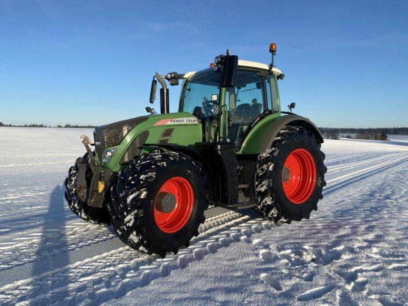 Traktor des Typs Fendt 724 S4 Profi Plus, Gebrauchtmaschine in Strasswalchen (Bild 1)