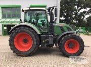 Traktor des Typs Fendt 724 S4 Profi Plus, Gebrauchtmaschine in Tülau-Voitze