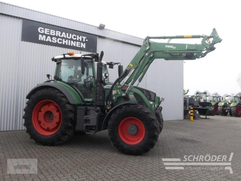 Traktor des Typs Fendt 724 S4 PROFI PLUS, Gebrauchtmaschine in Wittmund (Bild 1)