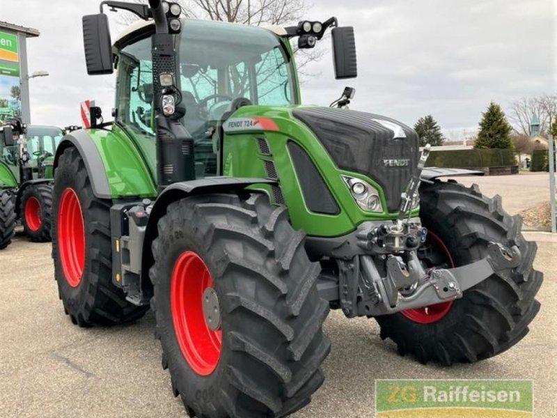 Traktor des Typs Fendt 724 S4 Profi Plus, Gebrauchtmaschine in Bühl (Bild 1)