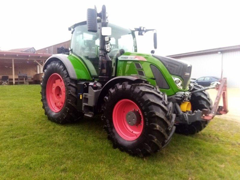 Traktor a típus Fendt 724 S4 Profi Plus, Gebrauchtmaschine ekkor: Sulzbach-Rosenberg (Kép 1)