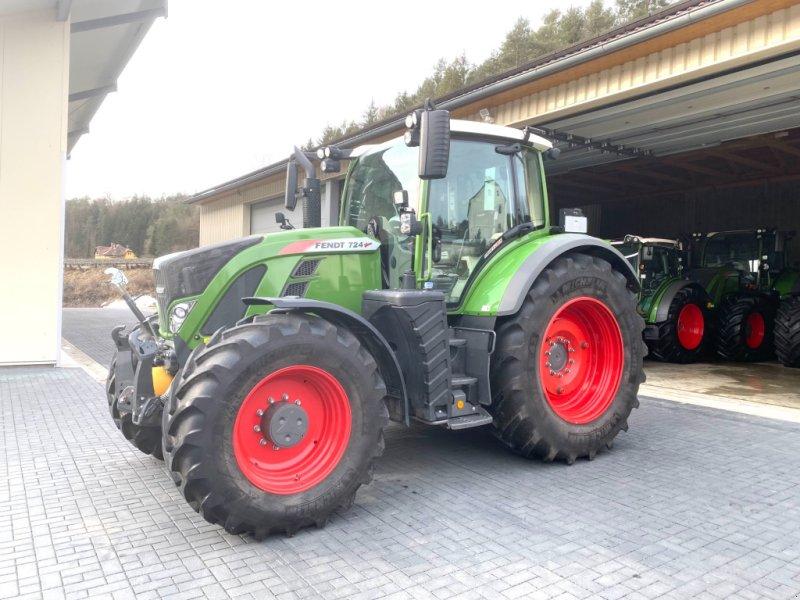 Traktor des Typs Fendt 724 S4 Profiplus Profi+ (kein 722 720 718), Gebrauchtmaschine in Weigendorf (Bild 1)