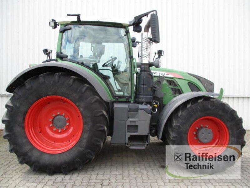 Traktor des Typs Fendt 724 S4 ProfiPlus, Gebrauchtmaschine in Holle (Bild 2)