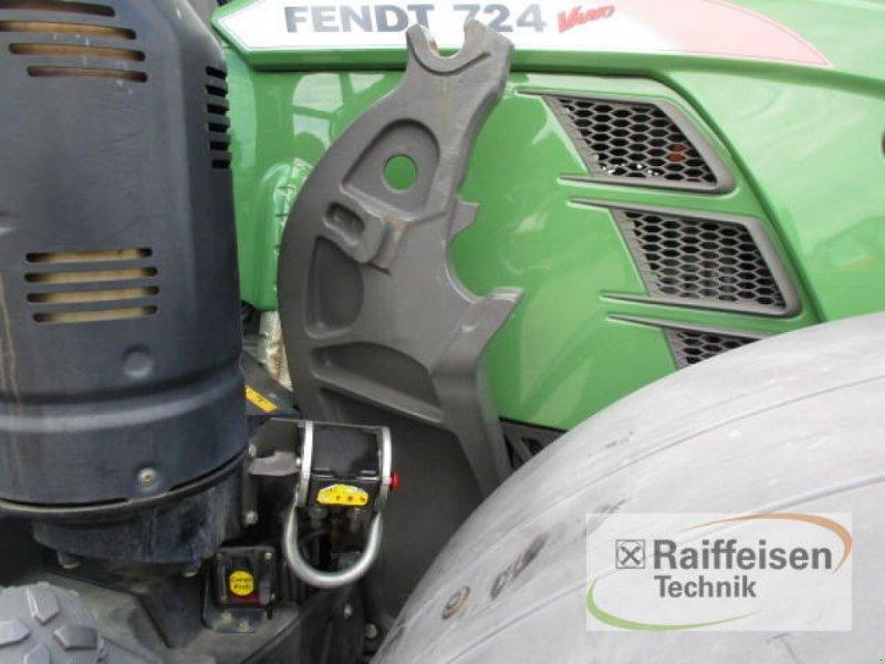 Traktor des Typs Fendt 724 S4 ProfiPlus, Gebrauchtmaschine in Holle (Bild 8)