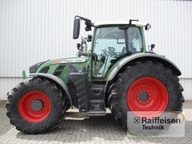 Traktor des Typs Fendt 724 S4 ProfiPlus, Gebrauchtmaschine in Holle (Bild 1)