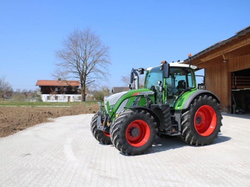 Traktor des Typs Fendt 724 S4 ProfiPlus, Neumaschine in Otterfing (Bild 1)