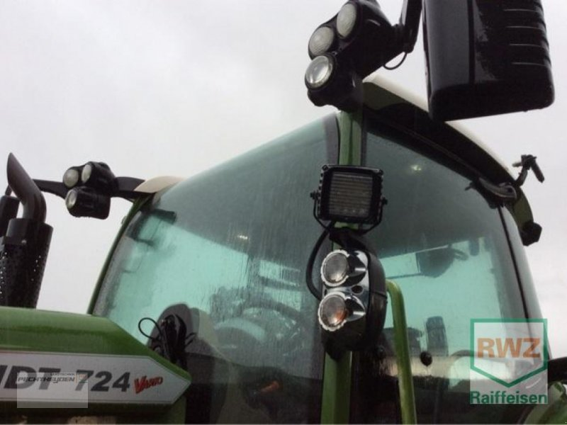 Traktor des Typs Fendt 724 S4 Vario Profi Plus, Gebrauchtmaschine in Rees (Bild 7)