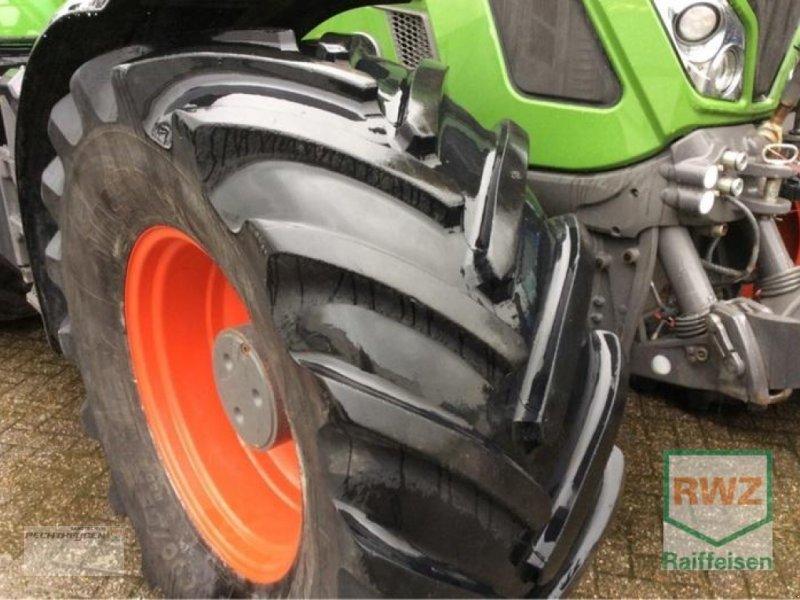 Traktor des Typs Fendt 724 S4 Vario Profi Plus, Gebrauchtmaschine in Rees (Bild 9)