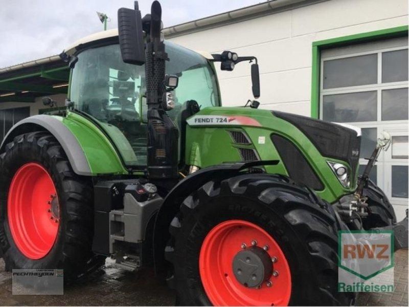 Traktor des Typs Fendt 724 S4 Vario Profi Plus, Gebrauchtmaschine in Rees (Bild 1)