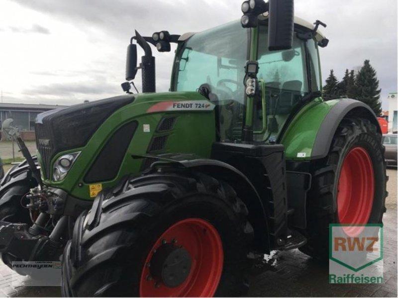 Traktor des Typs Fendt 724 S4 Vario Profi Plus, Gebrauchtmaschine in Rees (Bild 2)