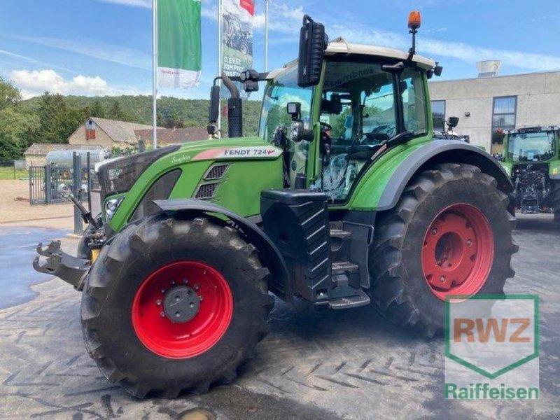 Traktor типа Fendt 724 S4, Gebrauchtmaschine в Prüm (Фотография 1)