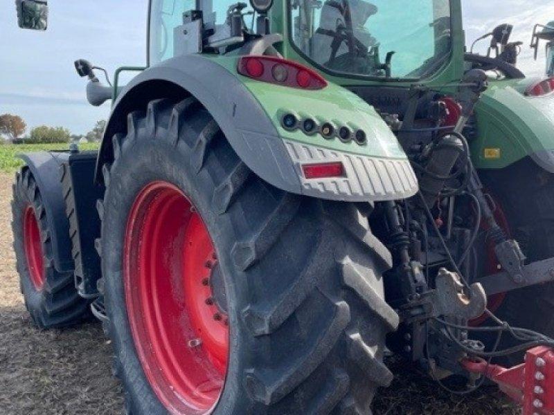 Traktor типа Fendt 724 SCR Profi Plus m/luft og frontlift(GPS kan tilkøbes), Gebrauchtmaschine в Sakskøbing (Фотография 1)