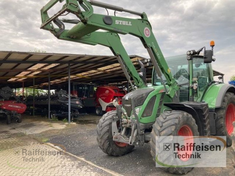 Traktor типа Fendt 724 SCR Profi Plus, Gebrauchtmaschine в Ilsede- Gadenstedt (Фотография 1)
