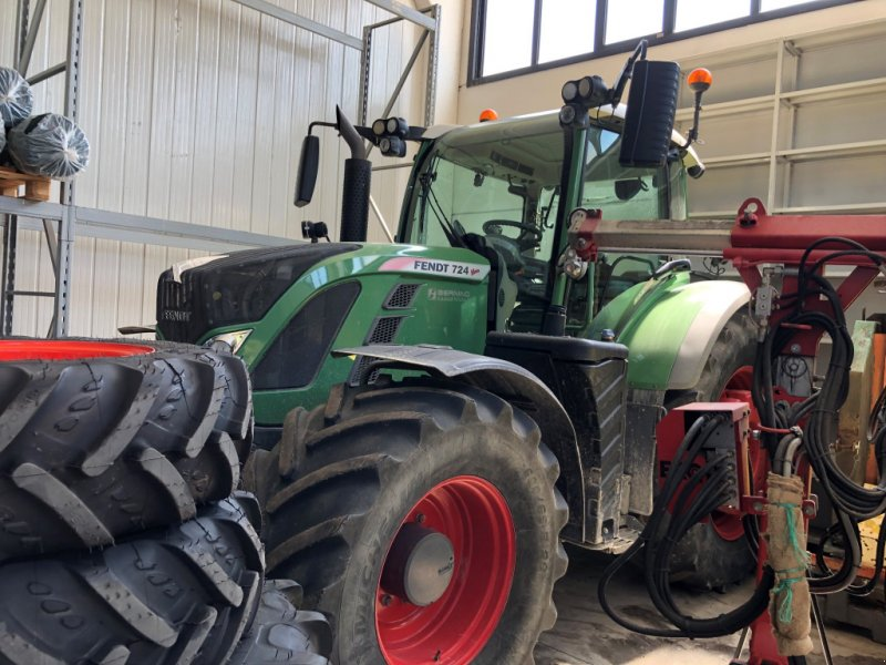 Traktor des Typs Fendt 724  SCR PROFI PLUS, Gebrauchtmaschine in POGGIBONSI (Bild 1)