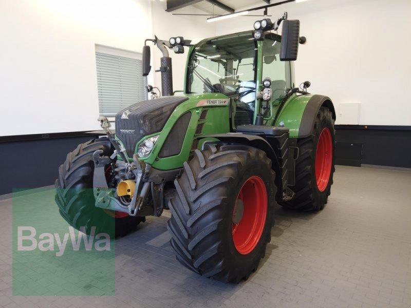 Traktor des Typs Fendt 724 SCR PROFI PLUS, Gebrauchtmaschine in Manching (Bild 1)