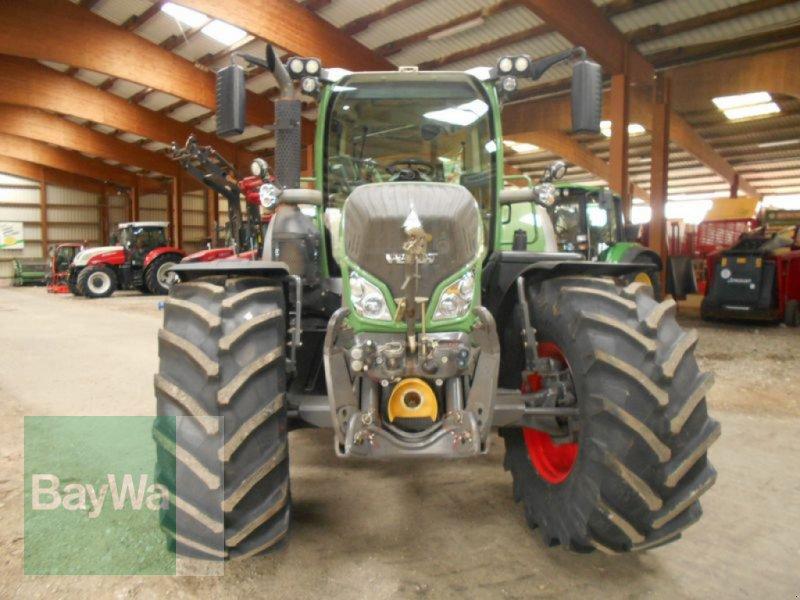 Traktor des Typs Fendt 724 SCR PROFI PLUS, Gebrauchtmaschine in Mindelheim (Bild 3)