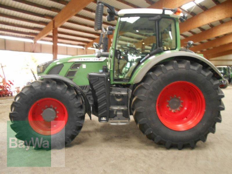 Traktor des Typs Fendt 724 SCR PROFI PLUS, Gebrauchtmaschine in Mindelheim (Bild 1)