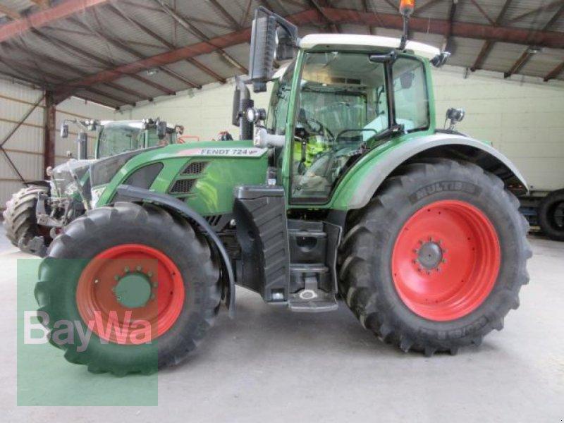 Traktor типа Fendt 724 SCR Profi, Gebrauchtmaschine в Erbach (Фотография 1)