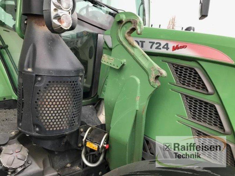 Traktor des Typs Fendt 724 Vario 163 KW, Gebrauchtmaschine in Marburg - Cappel (Bild 7)