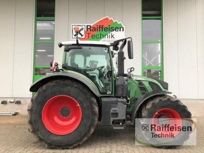 Traktor des Typs Fendt 724 Vario 163 KW, Gebrauchtmaschine in Marburg - Cappel (Bild 2)