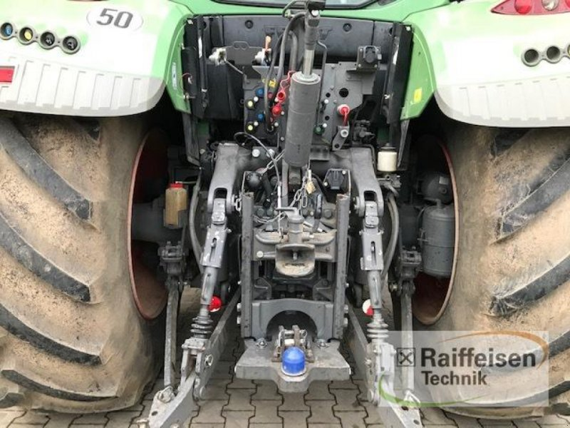 Traktor des Typs Fendt 724 Vario 163 KW, Gebrauchtmaschine in Marburg - Cappel (Bild 6)