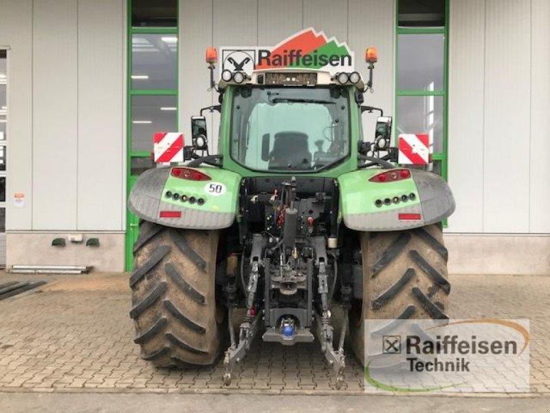 Traktor des Typs Fendt 724 Vario 163 KW, Gebrauchtmaschine in Marburg - Cappel (Bild 4)