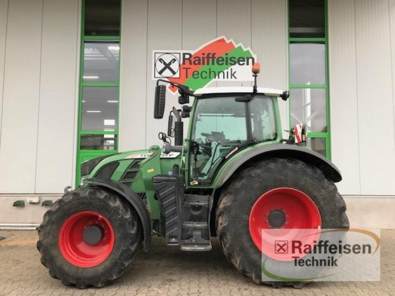 Traktor des Typs Fendt 724 Vario 163 KW, Gebrauchtmaschine in Marburg - Cappel (Bild 1)