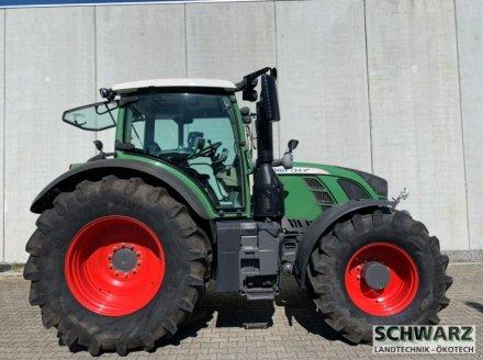 Traktor типа Fendt 724 Vario 50km/h TMS, Gebrauchtmaschine в Aspach (Фотография 3)