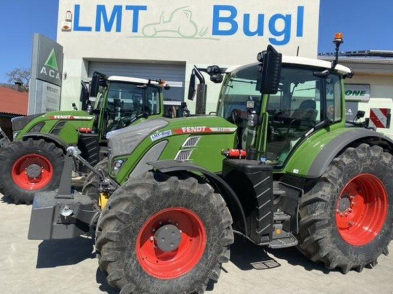 Traktor des Typs Fendt 724 Vario Gen6 Profi+, Gebrauchtmaschine in Hürm (Bild 1)