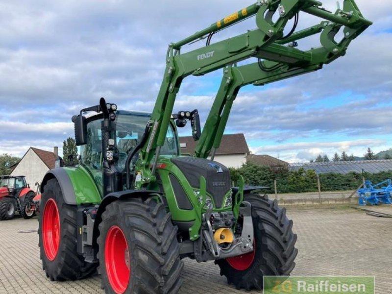 Traktor des Typs Fendt 724 Vario Gen6 Profi+ Se, Gebrauchtmaschine in Bühl (Bild 1)