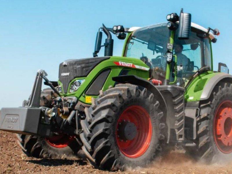 Traktor des Typs Fendt 724 Vario Gen6 Profi Setting 2, Gebrauchtmaschine in Schutterzell (Bild 1)