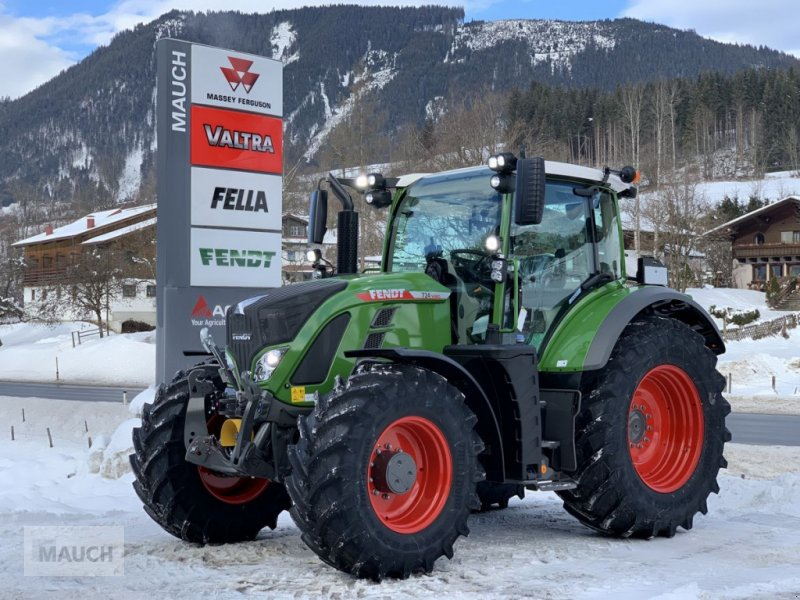 Traktor tip Fendt 724 Vario Gen6 Profi Stufe 5, Neumaschine in Eben (Poză 1)
